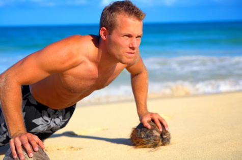you can create your own beache exercise plan