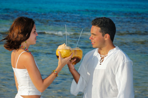 a cheap florida beach wedding is entriely possible
