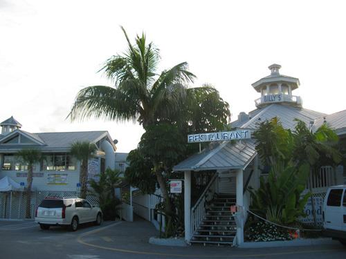 billys stonecrab restaurant on tierra verde florida