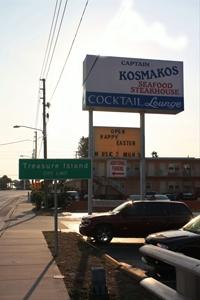 Captain Kosmakos