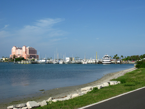crabbys breakfast ride view across clearwater bay