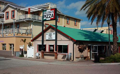 delossas pizza madeira beach fl
