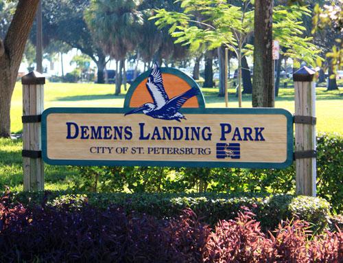 demens landing park