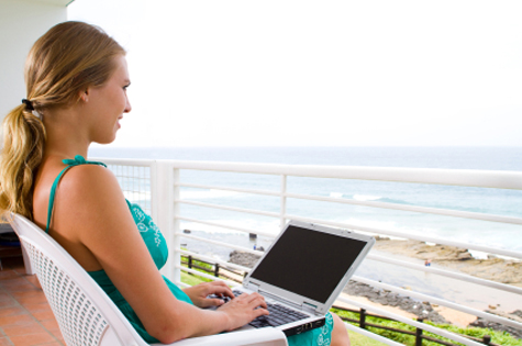 the best travel writing tip is to start your own online home business
