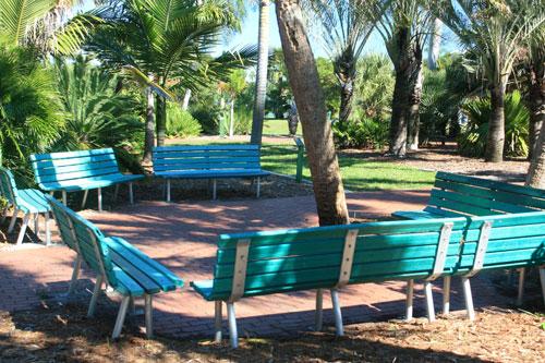 gizella kopsick palm arboretum conversation area