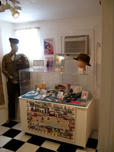 gulf beaches museum ww II exhibit