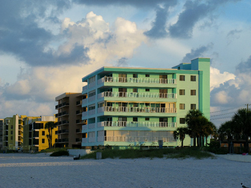 madeira beach fl old condo