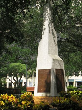 pioneer park memorial in st petersburg fl
