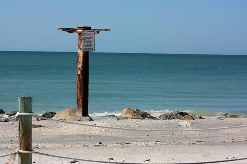 Redington Ss Breakwater Beach Florida Gulf Beaches
