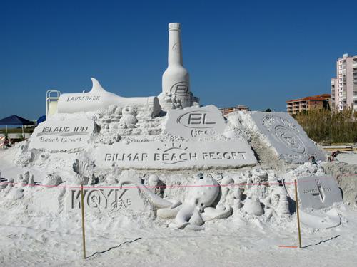 sand sculpture contest 2010