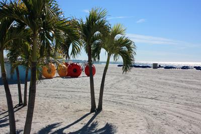 st pete beach activities