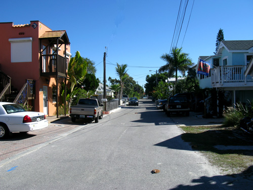 sunset beach florida neighborhood cross streets