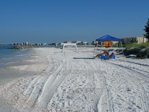 Sunshine Beach Treasure Island Fl