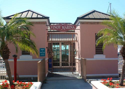 vinoy park starts at the vinoy marina