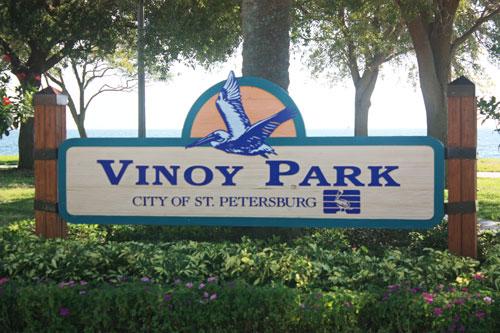 vinoy park st petersburg florida
