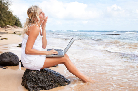 start a travel writing career at home