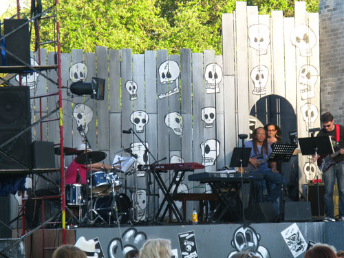 american stage in the park 2011