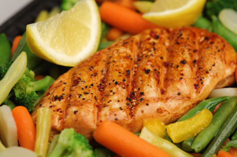 Follow a Paleo diet to lose fat once and for all.
