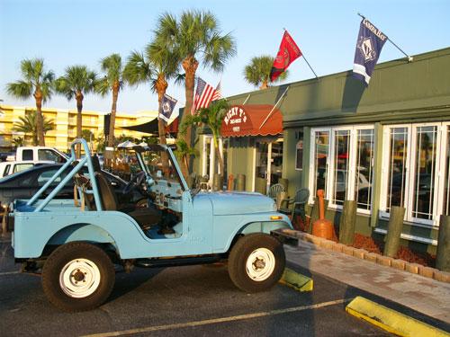 breakfast at ricky t's treasure island florida parking