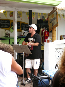crabbys bar and grill clearwater beach fl live music
