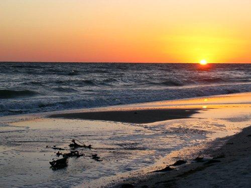 madeira beach fl sunset