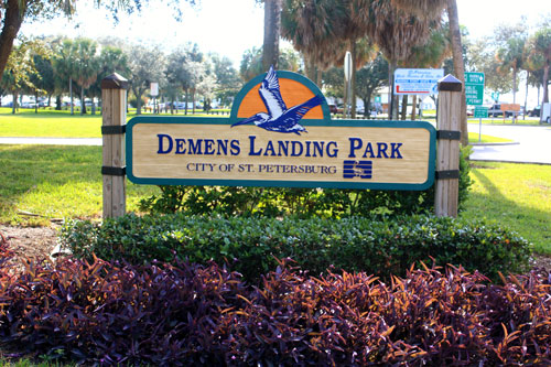 demens landing park st. petersburg florida