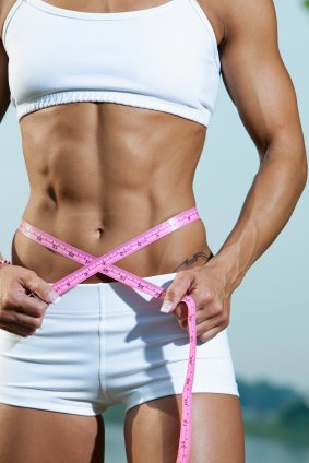 female six pack abs start with a commitment to fat loss