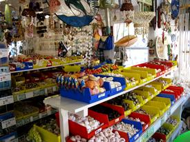 florida shell shop to accessorize your florida beach wedding