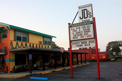 jd's restaurant indian rocks beach