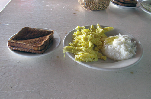 jd's beach bar breakfast scrambled eggs