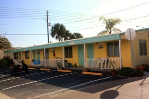 seaside motel madeira beach fl
