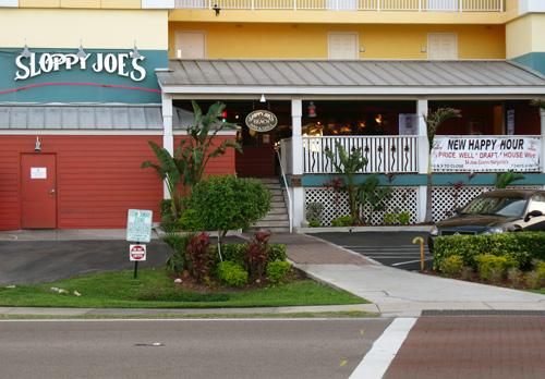 sloppy joes bar treasure island fl front entrance