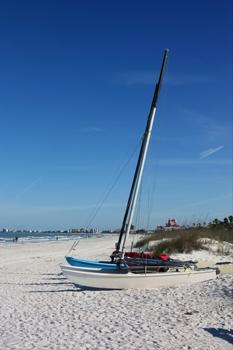 florida beach vacation hobies