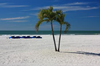 florida beach vacation on st pete beach