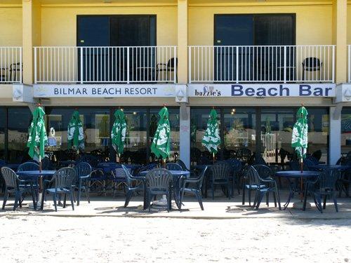 bazzie's beach bar treasure island fl