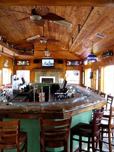 undertow bar inside