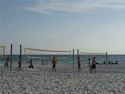 undertow bar beach volleyball
